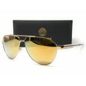 Versace Men's Gold Sunglasses!
